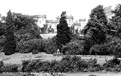 Cholmondeley, Castle And Park 1898, Cholmondeley Castle