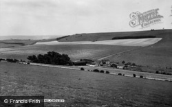 Cholsey, The Downs c.1960