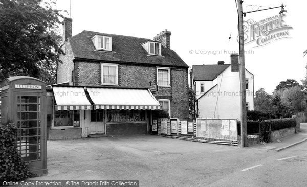 Cholsey, The Post Office c.1960