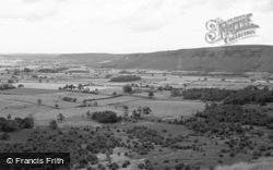 Chopgate, Looking Towards Cleveland Hills c.1957, Chop Gate