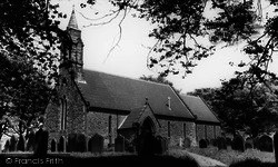 Chopgate, St Hilda's Church c.1965