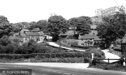 Chopgate, The Village c.1960