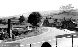 Chopgate, The Village c.1965