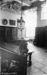 Astley Hall, The Great Hall  c.1965, Chorley