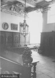 Chorley, Astley Hall, The Great Hall c.1965