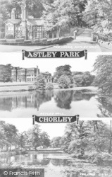 Chorley, Astley Park c.1935