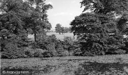 Chorley, Astley Park Lake c.1965
