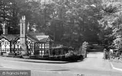 Chorley, Astley Park Lodge c.1965