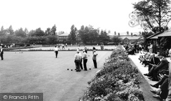 Chorley, Bowling Green c.1965