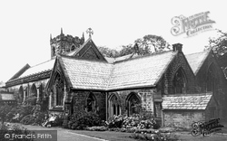 Church Of St Lawrence c.1965, Chorley