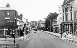 Chorley, Market Street c.1965