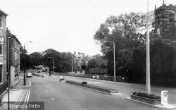 Chorley, Park Road c.1965
