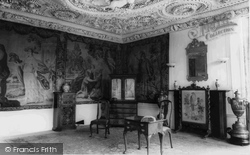 The Drawing Room, Astley Hall c.1965, Chorley