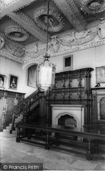 The Great Hall, Astley Hall c.1965, Chorley