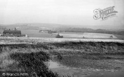 View Of Anglezarke c.1955, Chorley
