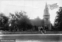Chorleywood, Christ Church 1897