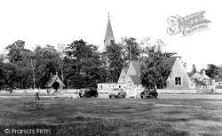 Chorleywood, Christ Church And School 1959