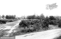 Chorleywood, The Common 1903