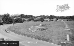 Chorleywood, The Common c.1965