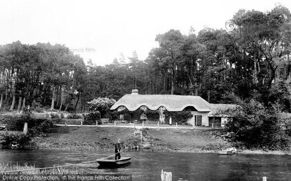 Christchurch, Blackwater Ferry 1900