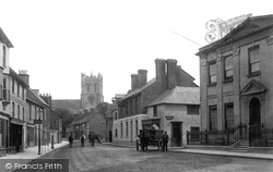 Church Street 1900, Christchurch