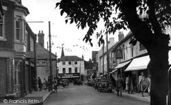 Church Street, Looking North c.1955, Christchurch