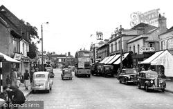 High Street c.1950, Christchurch