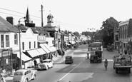 Christchurch, High Street c1955