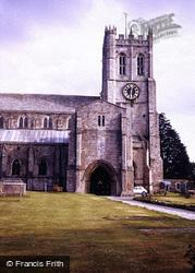 Christchurch, Priory 1976