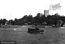 Christchurch, The Quay 1934