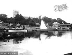 The River 1918, Christchurch
