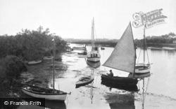 The River Stour 1918, Christchurch