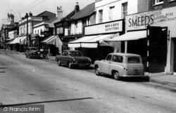 Town Centre c.1960, Christchurch