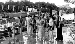 Wick Ferry Holiday Camp c.1955, Christchurch