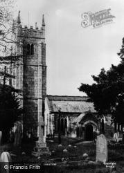 The Church c.1960, Christow