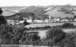 The Village c.1965, Christow
