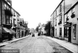 Church Hill 1907, Chudleigh