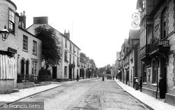Fore Street 1907, Chudleigh
