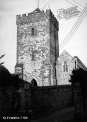 Chudleigh Knighton, The Church c.1960