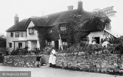 Chudleigh Knighton, The Clay Cutters Arms 1907