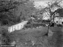 View Near Chudleigh Road Station 1906, Chudleigh