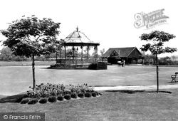 Church Gresley, Maurice Lea Memorial Park c.1955