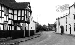 Church Minshull, Church Farm c.1955
