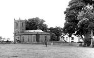Church Minshull, St Bartholomew's Church c1955