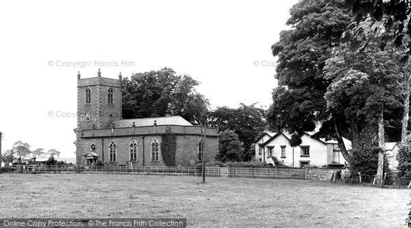 Church Minshull photo