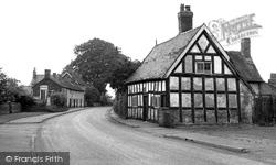 Church Minshull, The Main Street c.1955