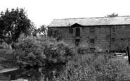 Church Minshull, the Old Mill c1955