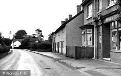Church Minshull, The Post Office c.1955