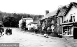 Church Stretton, Burway Road 1910