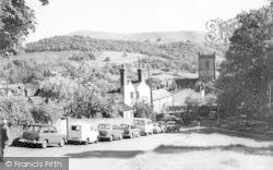 Church Stretton, c.1960